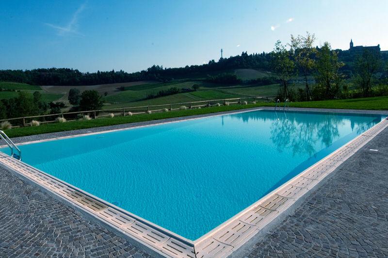 Hotel con piscina in piemonte a moncalvo - Piscine usate subito it ...